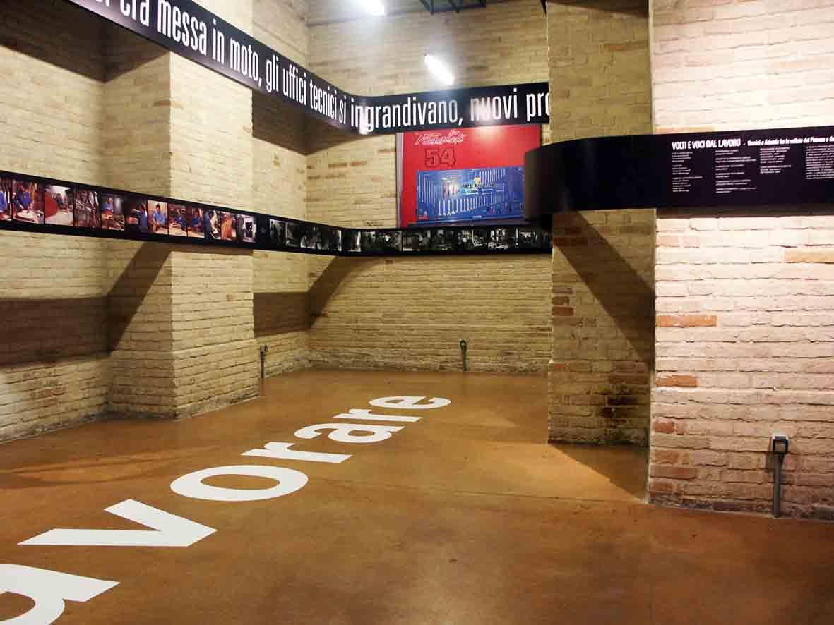 Riorganizzazione spazi museali cittadini
