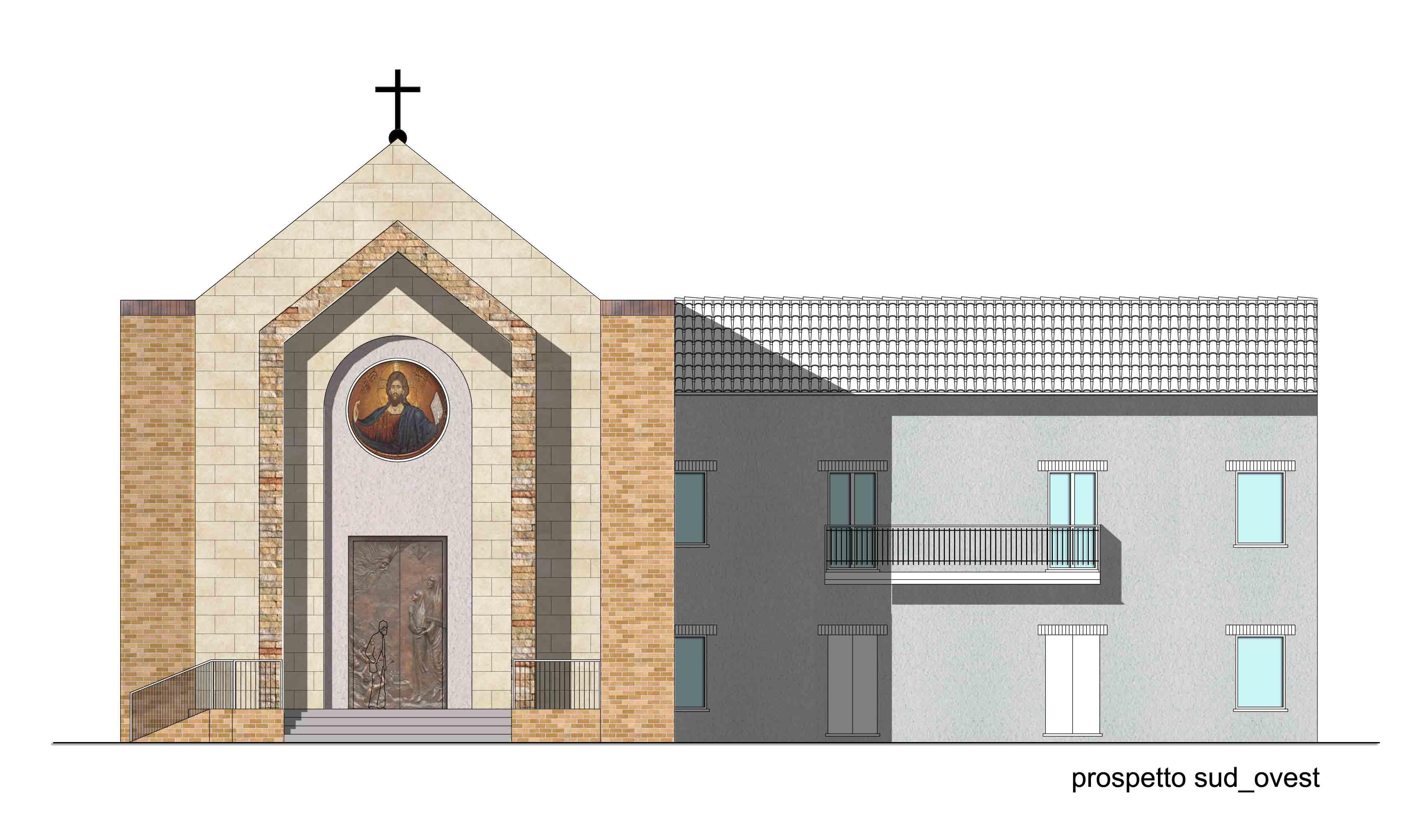 Sblocco situazione nuova Chiesa di Bagnolo e strutture polifunzionali