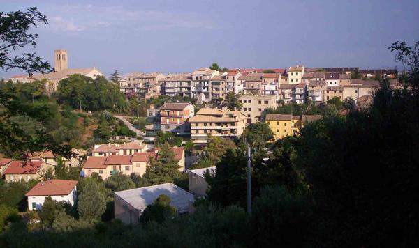 """Sistemazione strada """"Porta d'Osimo"""""""