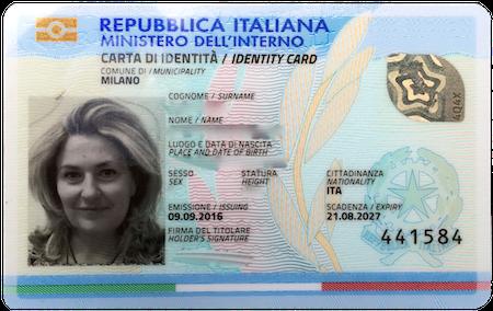 Il Comune rilascia la nuova carta di identità elettronica