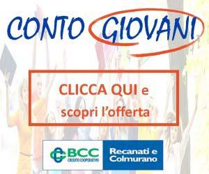 BCC House organ 300x250 - Conto Giovani