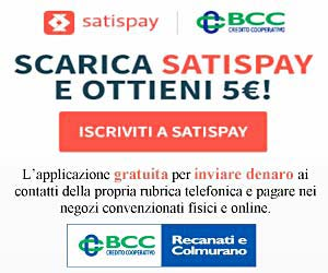 BCC Satispay