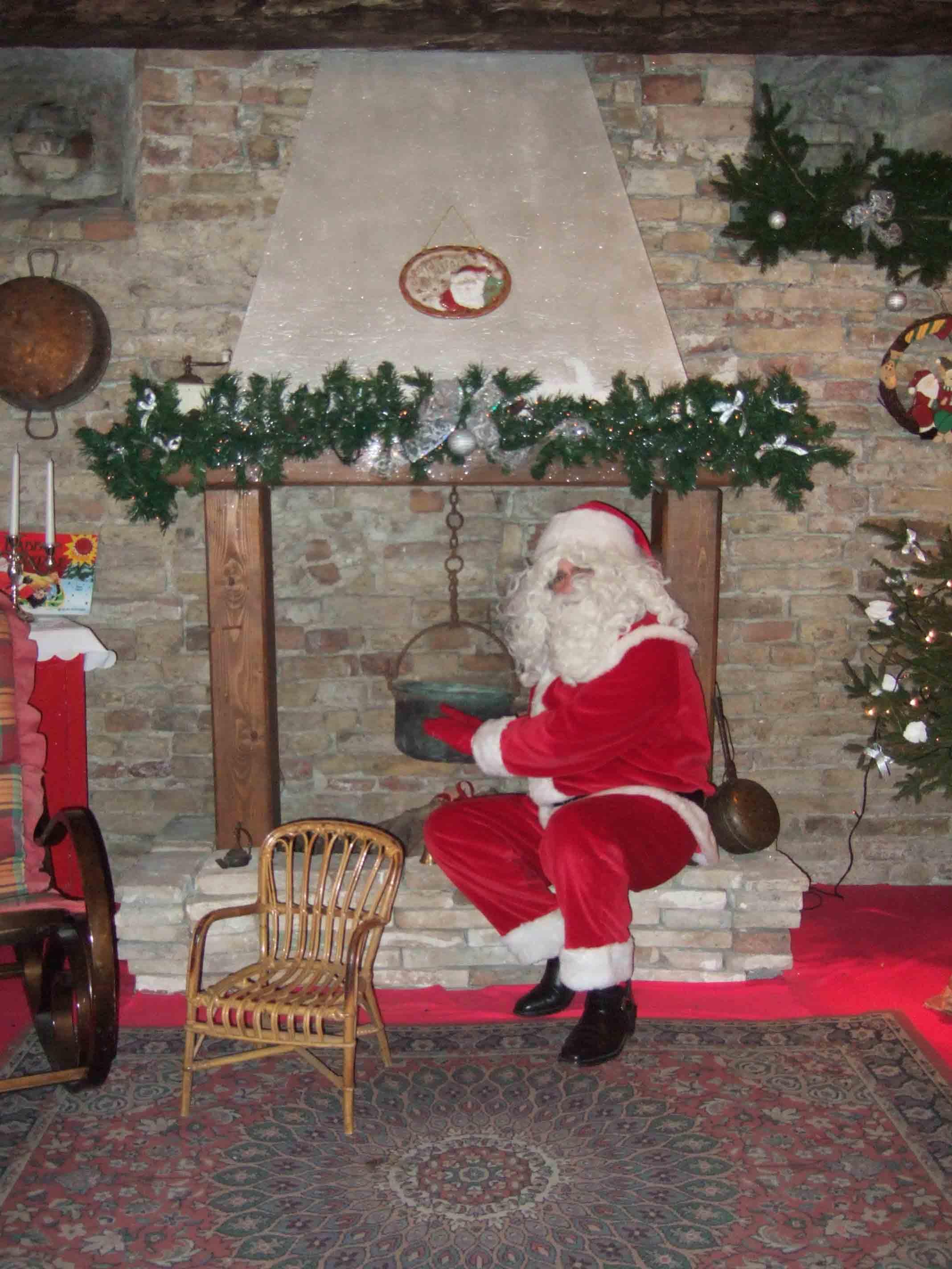 A Porta Marina Sta Per Aprire La Casa Di Babbo Natale E