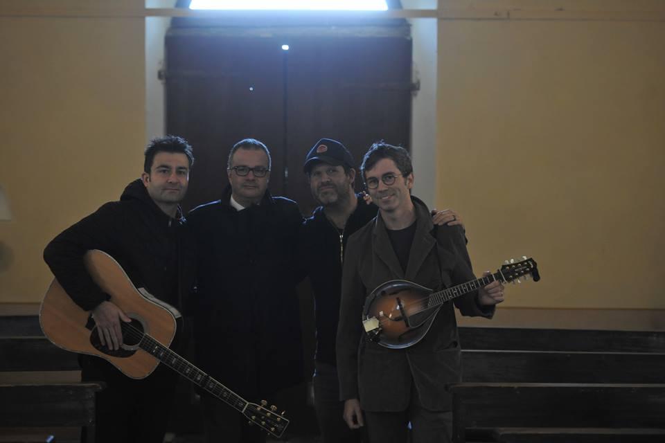 La cult band americana The Orphan Brigade domani sera in
