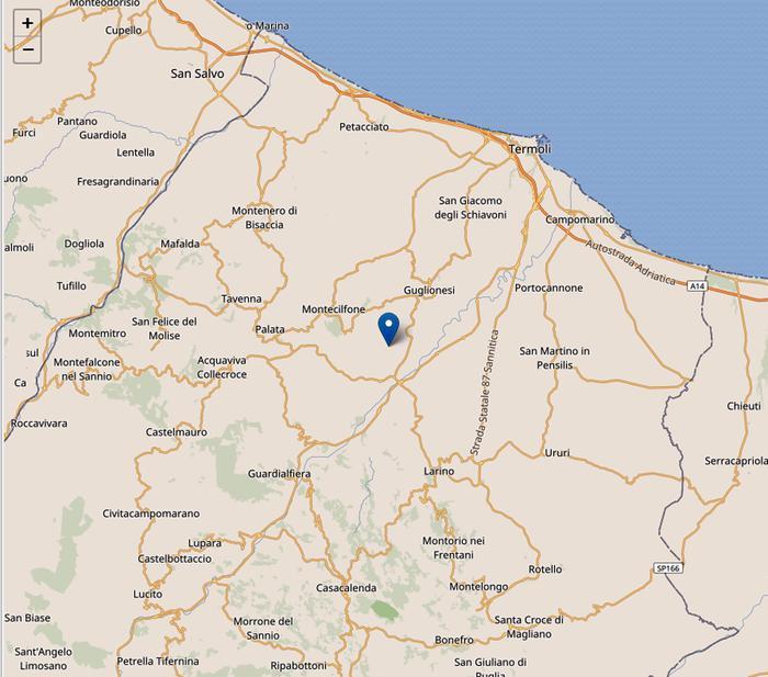 Scossa di terremoto a Reggio Emilia, trema ancora anche il Molise