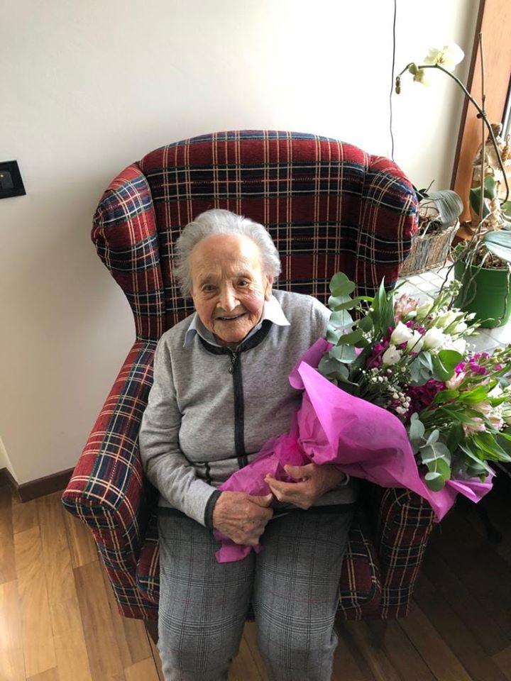 """Recanati perde """"nonna Massimina"""", 103 anni, la più longeva dei recanatesi - Il Cittadino di Recanati"""