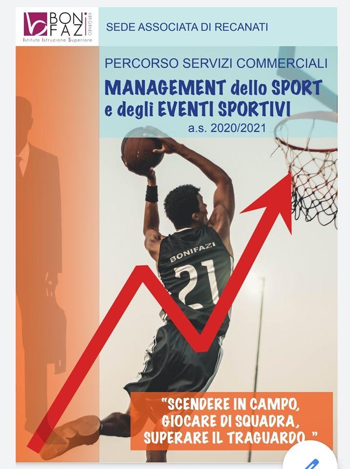 """Il """"Bonifazi"""" di Recanati apre ad un corso di diploma per management dello sport e degli eventi sportivi da... - Il Cittadino di Recanati"""