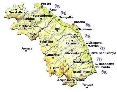 Le Marche Cartina Politica.Marche Il Piano Anti Gap Per Il 2019 2021 I Dati Del Gioco In Regione